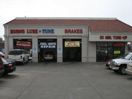 Car Fluid Services Shop