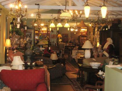 Santa Barbara Furniture, Home Consignment Store For Sale