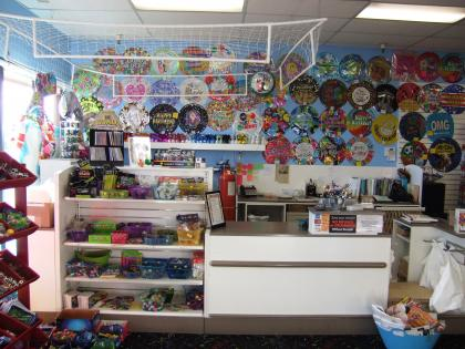 Auburn Party Supply Store For Sale