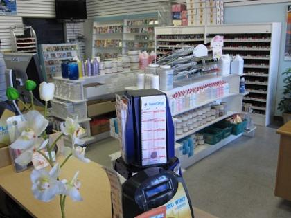 Nail Supply Shop Business Opportunity For Sale, San Diego, , CA