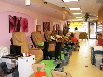 Salon, Nail Salon Business Opportunity For Sale, San Diego