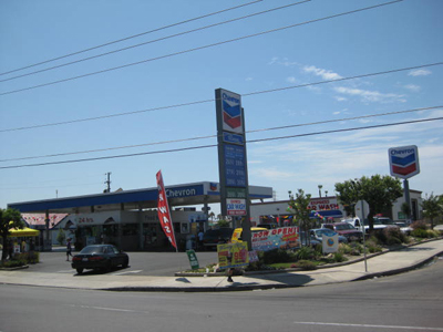 Chevron gas station c store car wash business opportunity for sale bakersfield chevron gas station c store car wash for sale solutioingenieria Images