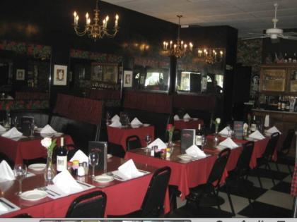 Established Italian Restaurant For Sale Westwood California