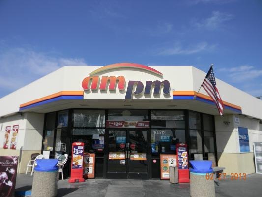 Arco Gas Station Near Me >> Arco Ampm Gas Station Franchise With Real Estate In Madera