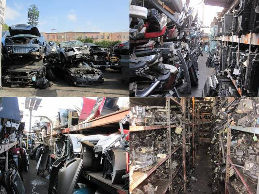Van Nuys Auto Dismantling Wrecking Yard For Sale On BizBen