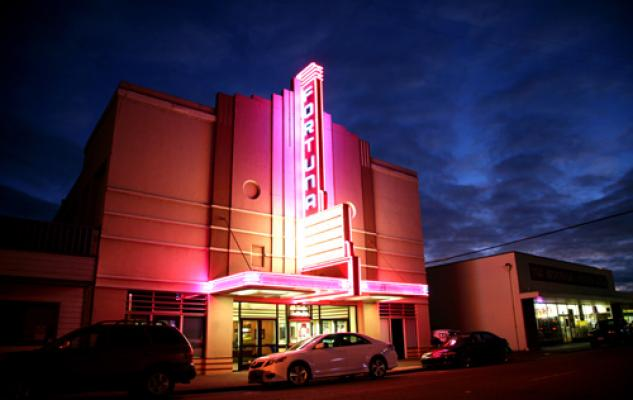 Fortuna Movie Theatre  For Sale
