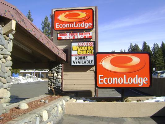 South Lake Tahoe Remodeled Econo Lodge For Sale