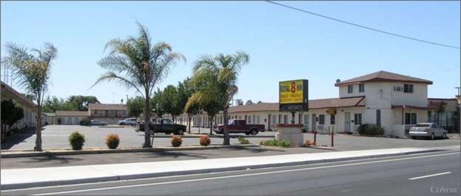 Motel For Sale In Sacramento, California