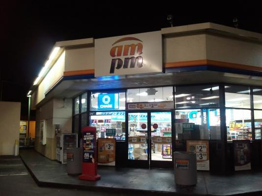 Arco AMPM Gas Station And Market - Includes Land Business For Sale