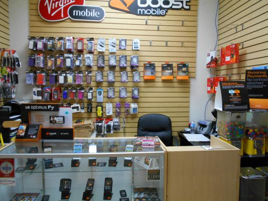 Mission District Retail Cell Phone Store For Sale In San