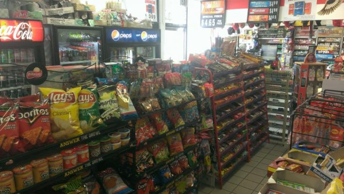 Selling A Anderson, Shasta County Gas Station With Foodmart - High Profit Margins