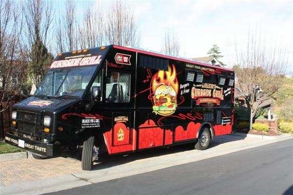 Northern California Price Reduction Food Truck 18 Foot Kitchen For Sale