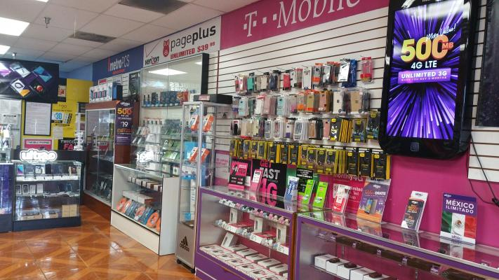 Paramount, Los Angeles County Cell Phone Store - Metro PCS Companies For Sale