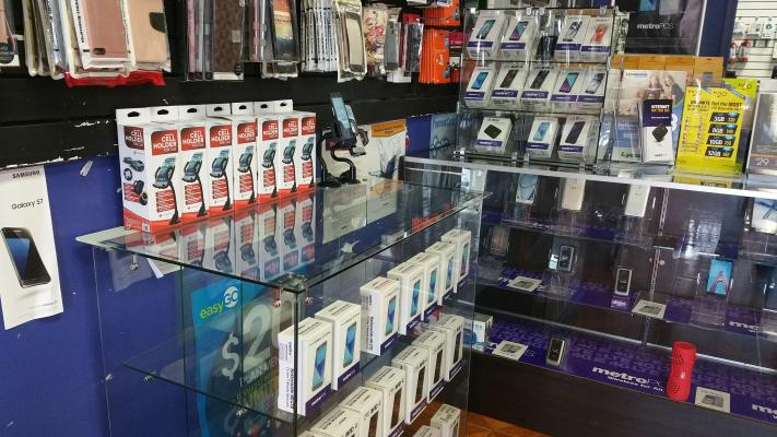Buy, Sell A Cell Phone Store - Metro PCS Business
