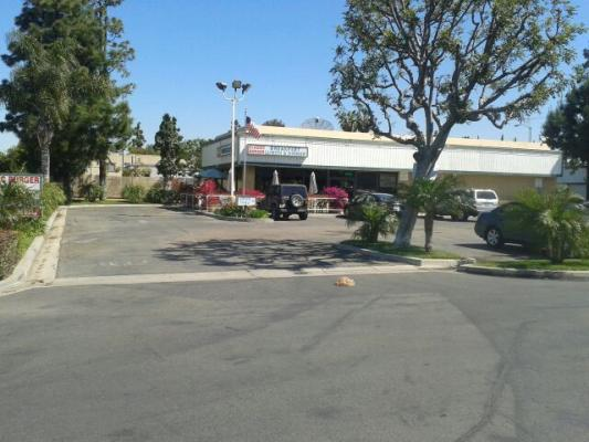 Tustin, Orange County Fast Food Restaurant With Drive Thru Business For Sale