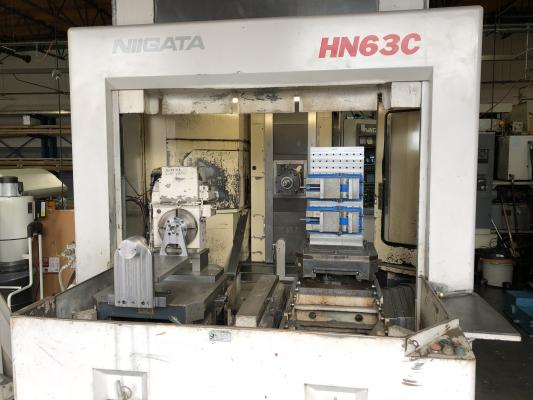 La Habra, Orange County Area Machine Shop - CNC Machines Sale, Asset Sale For Sale