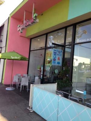 West Los Angeles Yogurtland Franchise - Semi-Absentee Run For Sale