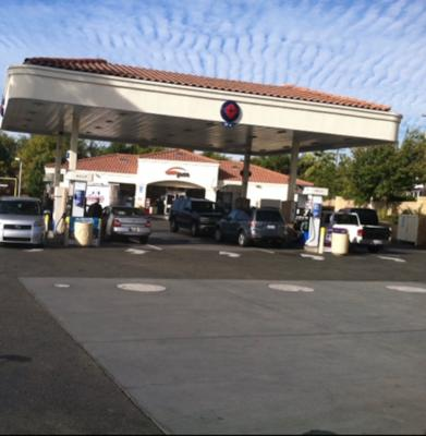 Arco AMPM And Car Wash - Includes Real Property Business Opportunity