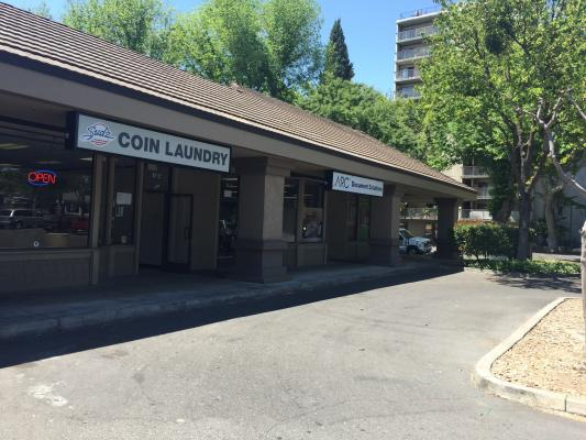 Coin Laundromat - Absentee Run Business For Sale