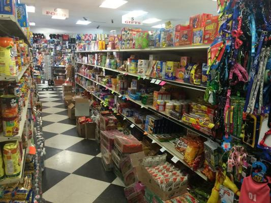 Dollar Discount Store - Asset Sale Business For Sale