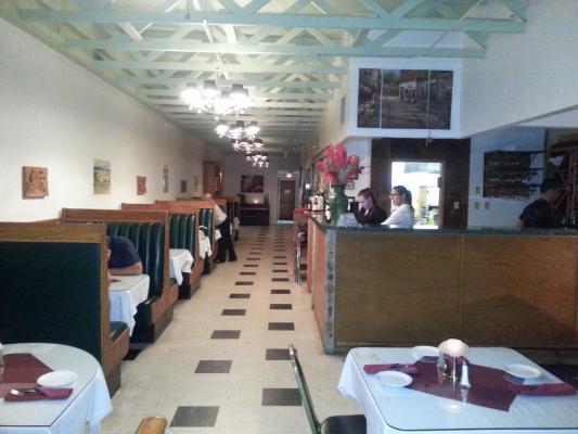 San Luis Obispo Charming Italian Restaurant Business For