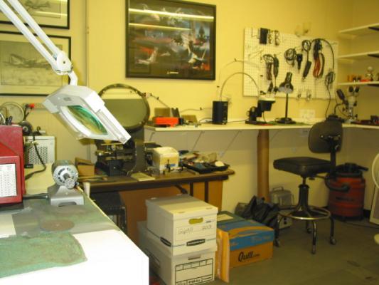 machine shop orange county