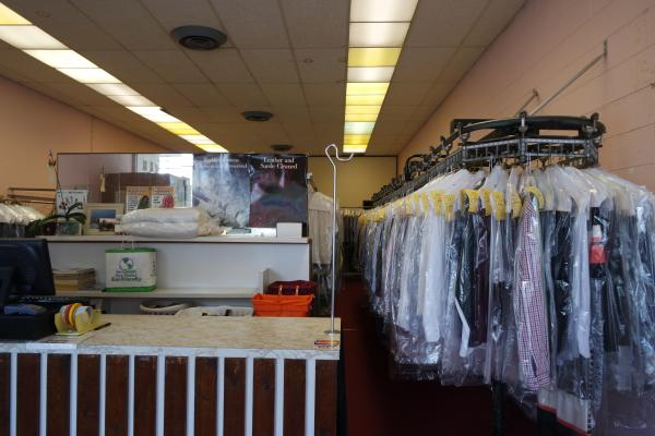 San Jose Area Dry Cleaner Agency And Alteration Service For Sale
