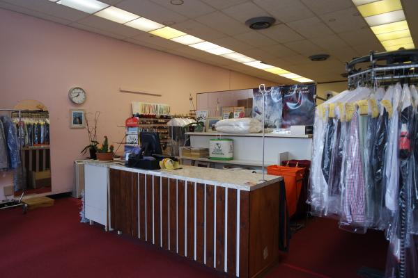 Dry Cleaner Agency And Alteration Service Business For Sale