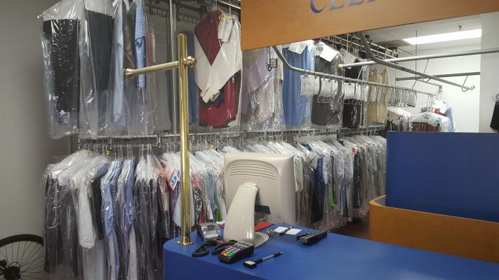 Dry Cleaner Pick-Up Business For Sale