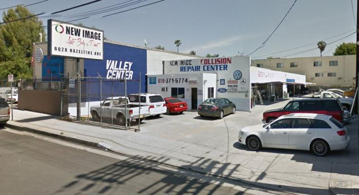 Van Nuys Auto Body And Repair Shop For Sale On Bizben