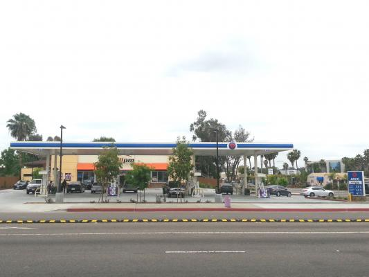 Escondido, San Diego County ARCO AMPM Gas Station For Sale