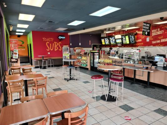 Roseville, Sacramento Area Quiznos Sub Franchise - Well Established Companies For Sale