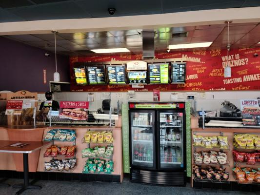 Selling A Roseville, Sacramento Area Quiznos Sub Franchise - Well Established