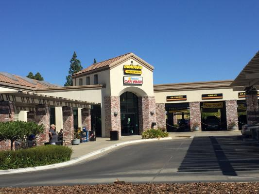 Sacramento Suburb Full Service Carwash - Meineke Car Repair Center For Sale