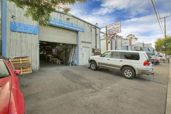 South San Francisco Auto Body, Auto Repair Shop With Real Estate Companies For Sale