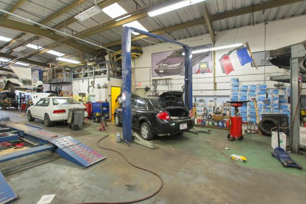 Selling A South San Francisco Auto Body, Auto Repair Shop With Real Estate
