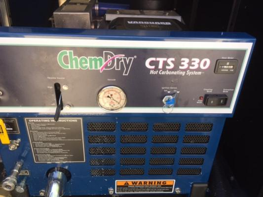 San Francisco Bay Area Chem Dry Service 2 Territories For