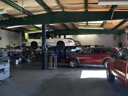 Merced Smog Shop And Auto Repair Service For Sale