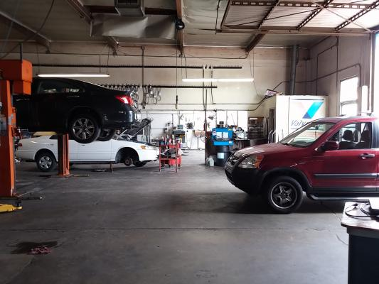 La Habra, Orange County Star Smog And Repair Shop - Price Reduced For Sale