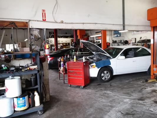 Star Smog And Repair Shop - Price Reduced Business For Sale