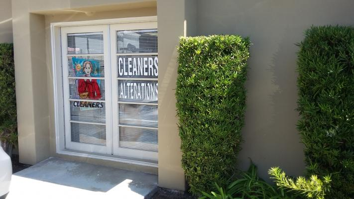 San Clemente, Orange County Dry Cleaners - Agency For Sale
