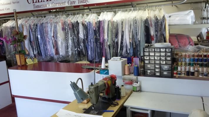 Dry Cleaners - Agency Business For Sale