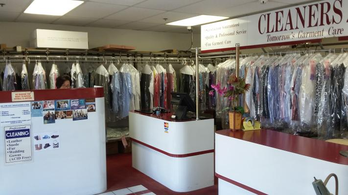 Buy, Sell A Dry Cleaners - Agency Business