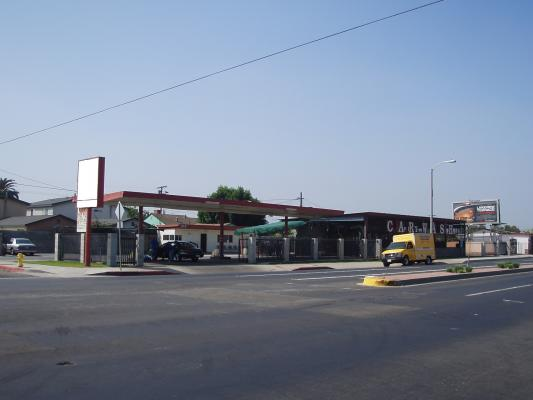 Los Angeles County Full Service Hand Car Wash - Land For Sale