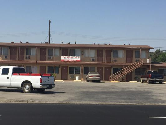 Bakersfield, Kern County Motel, Mini-Mart, Laundromat - Real Estate For Sale
