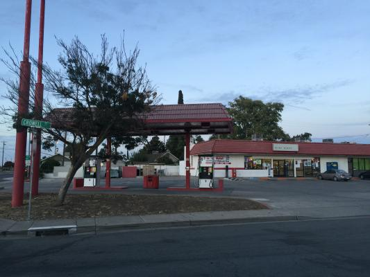 Merced County Gas Station With C-Store And Meat Market Business For Sale