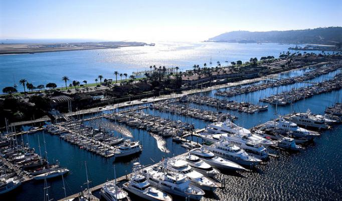 San Diego Marine And Yacht Service For Sale