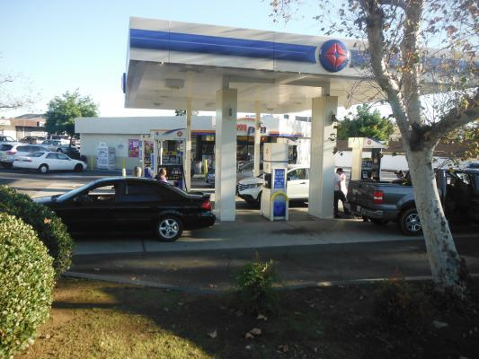 Poway, San Diego County Arco AMPM Gas Station For Sale