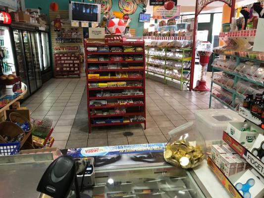 San Diego, East County Candy And Convenience Store - Easy To Run For Sale