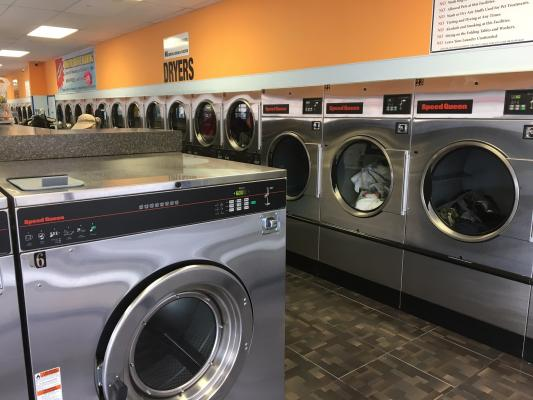 Los Angeles County Coin Laundry - Modern, Beautifully Built Store For Sale